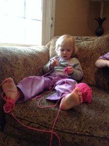 I must crochet!