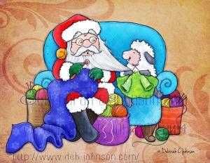Ho, Ho...Uh Oh!